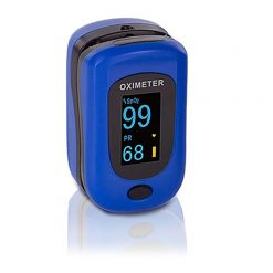 Oxímetro de pulso e de dedo Portátil Mobil