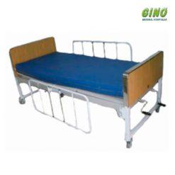 Aluguel Cama Hospitalar 02 Manivelas com Regulagem de Altura