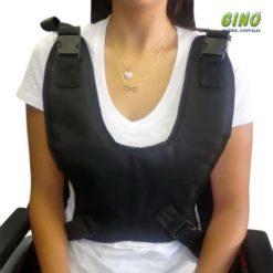 Cinto de Segurança Torácico para Cadeirante Jaguaribe