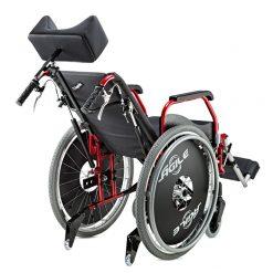 Cadeira de rodas Ágile Reclinável - Ortopedia Jaguaribe